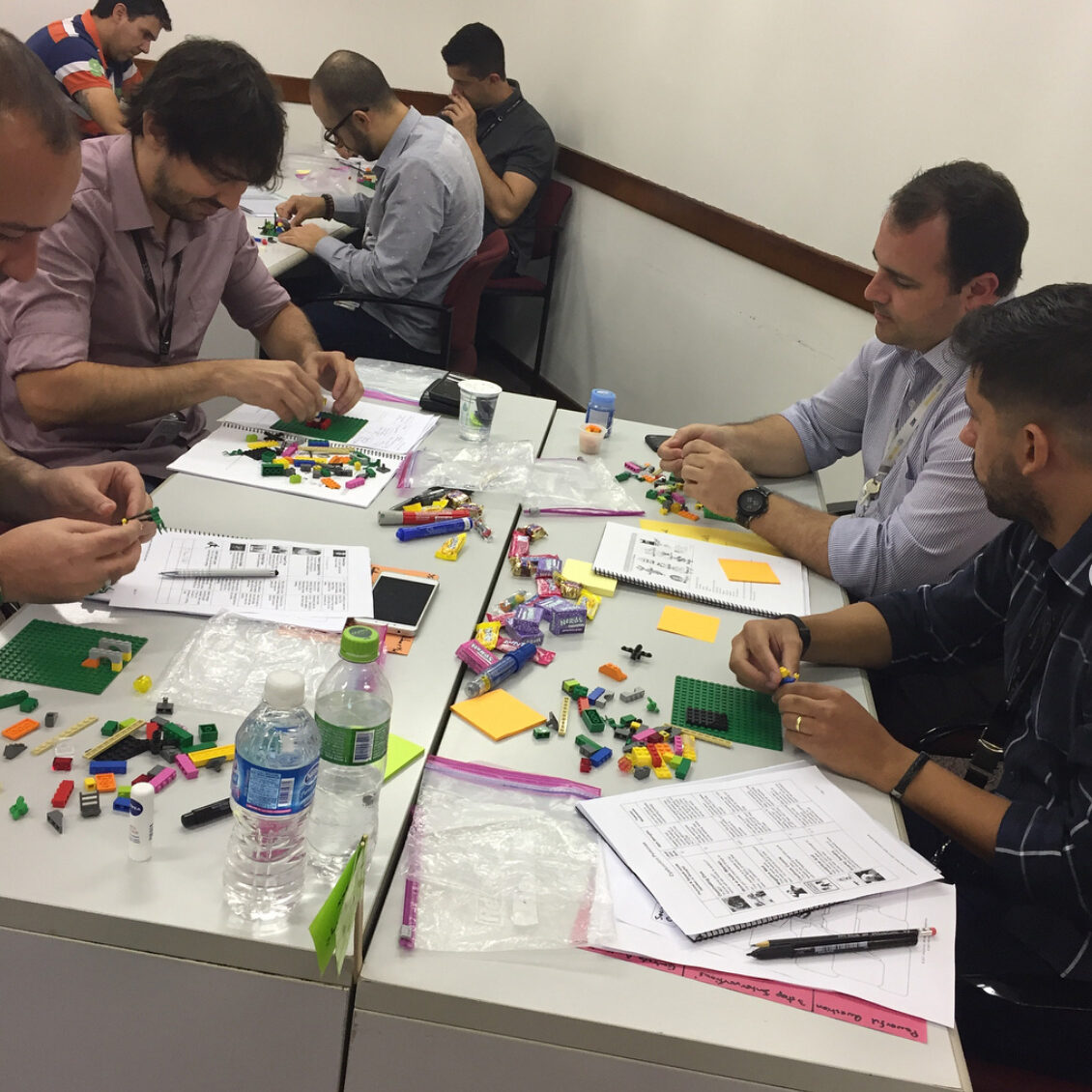 Lego(r) Serious Play coaching